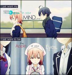 I ship Hikki and Yukinon, but I feel so bad for Yui...