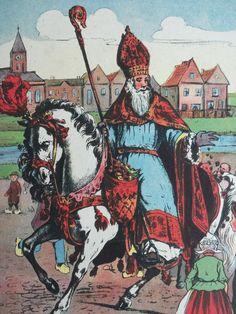 Sinterklaas, circa 1910