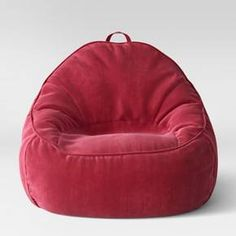 If you're looking for a structured bean bag chair for your child's room, then grab this XL Structured Bean Bag Chair with Removable Cover from Pillowfort™. These bean bag chairs are comfy and easy to crash on, but have a structured build to provide a little support. These bean bag chairs come in five different vibrant colors so you can always find one your child will like.