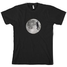 Rock #climbing moon - mens t-shirt - #mountain #climbing - rock #climb - 10 #colour,  View more on the LINK: http://www.zeppy.io/product/gb/2/201187950088/