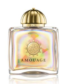 Fate Woman by Amouage at Lucky Scent - bergamot, cinnamon, chili, pepper, rose, narcissus, jasmine, frankincense, labdanum, vanilla bean, benzoin, castoreum, patchouli, oakmoss and leather
