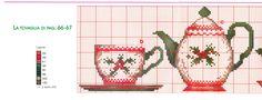 Gallery.ru / Фото #152 - 262 - Mosca Cross Stitch Boarders, Cross Stitch Charts, Cross Stitch Designs, Cross Stitching, Cross Stitch Patterns, Beaded Embroidery, Cross Stitch Embroidery, Cross Stitch Kitchen, Rico Design