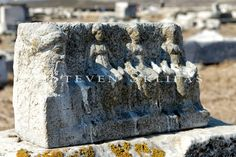 Minoan fountain relief. Delos. Cyclades. Greece. Ancient Ruins, Ancient History, Delos Greece, Apollo And Artemis, Minoan, Pagan, Fountain, Island, Amazing