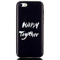 Coque iPhone 5c Happy Together