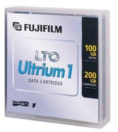 O FUJI O - Tape - LTO - Ultrium-1 - 100GB/200GB - Sold As Each by O FUJI O. $19.95