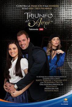Triunfo del amor (2010) http://en.wikipedia.org/wiki/Triunfo_del_amor_(telenovela)