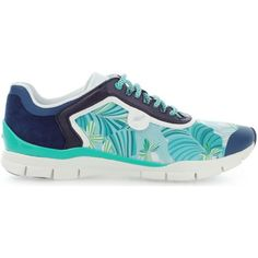 Geox sukie b gd62f2b 0ee22 dames sneakers (Multi)