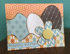 Easter Card Sketch Sample 3/30/15