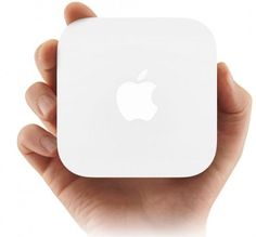 AirPort Express for expanded WiFi and in-home stereo AirPlay options!