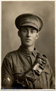 world war 1 soldier portraits - Google Search
