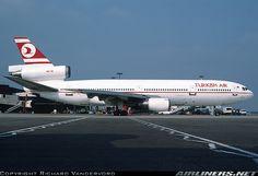Turkish Airlines DC-10