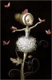 La Marelle `Kaart Nicoletta Ceccoli Ballerina` I WANT, I WANT, I WANT!!!!!