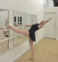 Christine  - student from The Ballet Center, Ronkonkoma, NY