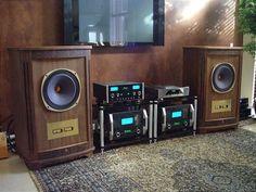 [IMG] Hifi Speakers, Hifi Audio, Built In Speakers, Hifi Stereo, Sound Room, Speaker Box Design, Audio Room, High End Audio, Surround Sound