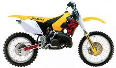 1997 Suzuki RM 250.  Had this one while living in Oklahoma.