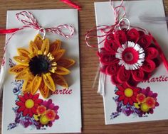 . Paper Quilling, Crochet Earrings, Quilling