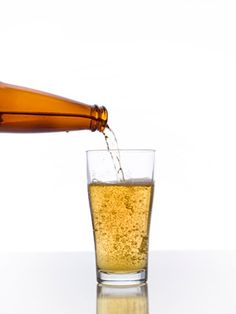 Who knew??  Believe it or not, washing your hair with beer is actually good for your mane. Proteins from the malt coats the hair and repairs damage, giving it body. Make a beer rinse by boiling 3/4 cup of it until it reduces to 1/4 cup, letting it cool, and adding one cup of regular shampoo.