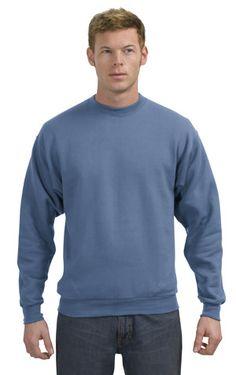 Hanes® P160 Comfortblend® EcoSmart® Crewneck Sweatshirt #hanes #menssweatshirt #crewnecksweatshirt