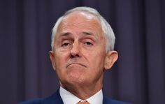 Far from it not being his job, Malcolm Turnbull is happy to comment on other countries' domestic policies when it suits him. But not Donald Trump's, strangely.