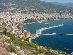 Alanya (Turkije 2013)