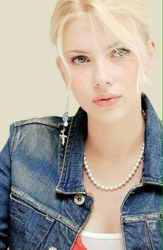 Scarlett Johansson. Actress ❤