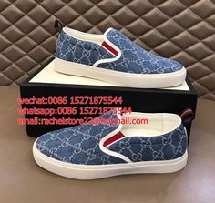 Gucci Sneakers, Gucci Shoes, Vans Classic Slip On, Fashion, Moda, Fashion Styles, Fashion Illustrations, Fashion Models