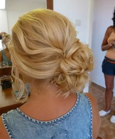 Prom Heavy Updo Hairstyles 2015 - 2016