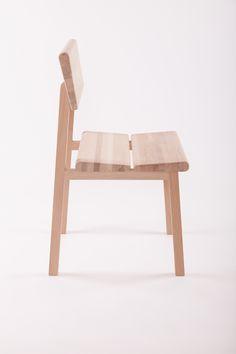 SOLID chair by Matthias Dornhofer