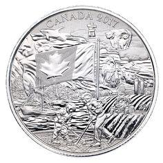 Pure Silver Coin - Spirit of Canada (2017)