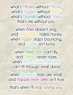 If I had a boyfriend I would cry of happy tears if he told me this!!