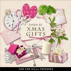 Scrapbooking TammyTags -- TT - Designer - Far Far Hill, TT - Item - Element, TT - Theme - Christmas