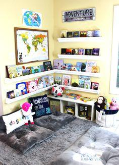 Reading Corner.