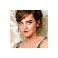 Emma Watson Icons || kaleidoscopesmile made. ❤ liked on Polyvore