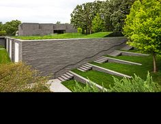 hga mausoleum landspace stairs - Google Search
