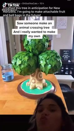 Animal Crossing Funny, Animal Crossing Guide, Cute Crafts, Diy And Crafts, Clay Projects, Projects To Try, Ac New Leaf, Anime Crafts, Kawaii Room