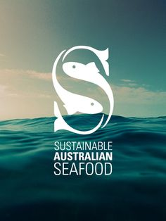 THAT DESIGN THO. Excellent! Props to the designer whoever that may be!  Sustainable Australian Seafood