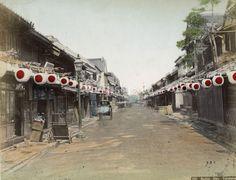 Bentendori(弁天通り)