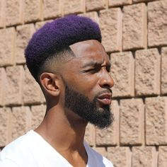 coiffure homme teinture