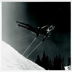 Best ski photo of the century? Alpine Skiing, Snow Skiing, Winter Fun, Winter Sports, Ski Magazine, Ski Decor, Ski Posters, Best Skis, Vintage Ski