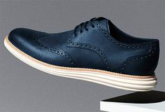 Cole Haan LunarGrand Wingtips - Now in Leather for Men and Women • Selectism