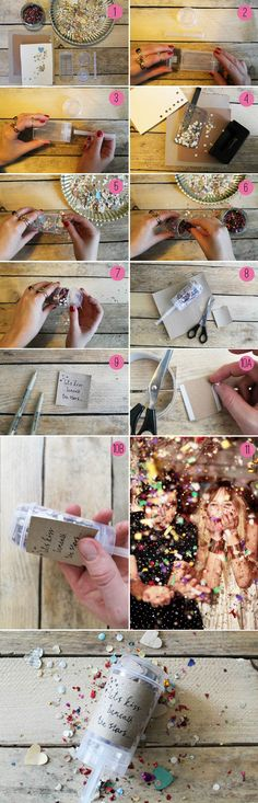 DIY Confetti Pops