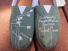 Modest Mouse TOMS