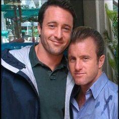 Bff #mcdanno (Alex y Scott) Steve y Dani