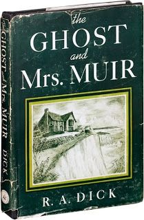 The Ghost and Mrs. Muir, novel  Classics By The Sea .... OHHHHHH I LOVE LOVE LOVED this book when I was growing up!!!!!!! ::lesigh::