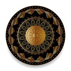 Circumplexical No 3501 by Alan Bennington Geometry Art, Sacred Geometry, Frame Clipart, Art Prints For Sale, Mandala Design, Fractals, Psychedelic, Digital Art, Art Deco