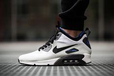 Sneakers women - Nike Air Max 90 premium grey