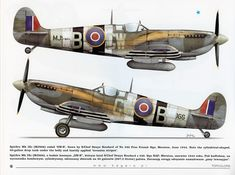 Spitfire IX RAF (Free French Sqn)