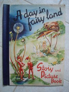 illustrated by Sigrid Rahmas, via eBay