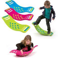 Fat Brain Toys Teeter Popper Ride-On (Green - Girls/Boys) Gross Motor Activities, Gross Motor Skills, Activities For Kids, Indoor Activities, Sensory Wall, Autism Sensory, Sensory Toys, Tinker Toys, Green Girl