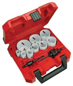 Milwaukee 49-22-4025 13 Piece General Purpose Ice Hardened H...